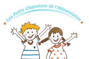 Les Petits Champions de l'Alimentation<br>Toute l'année<br> Tours centre