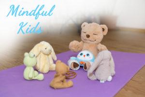Mindful Kids, La pleine conscience Parent☆Enfant<br>Toute l'année<br>Tours centre